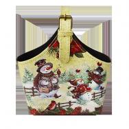Э18400 Снеговики(сумка)