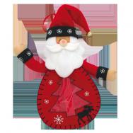 Т035 Дед Мороз с окошком