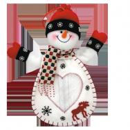 Т037 Снеговик с окошком