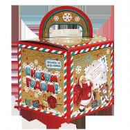 K20056 Кубик-посылка