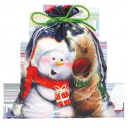 П21724 Мешок Снеговик и Олень