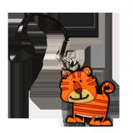 Р011 Подвес Тигр