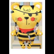И22001 Пират Тигр