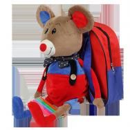 Н20590 Артист с рюкзаком
