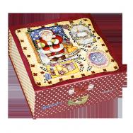 А2150 Подарок от Дедушки Мороза (фиксация крышки на магните)