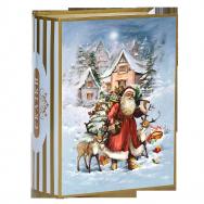 А2195 Коробка Книга Сказки
