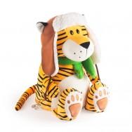 Т22057 Тигр в ушанке