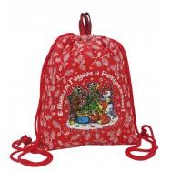 П16021 Рюкзак красный