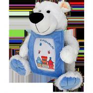 T1511 Медведь с фоторамкой